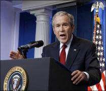 """""""Bush, Filistin'i bölmek istiyor"""""""
