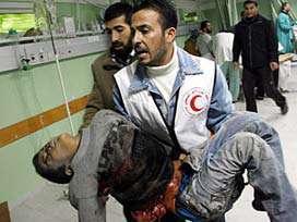 İsrail askeri Filistinli çocuğu vurdu