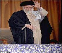 İslam inkılabı rehberinin Şahrud halkına hitaben konuşması