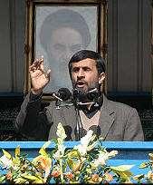 Ahmedinejad: Gerçekten samimiyseniz, önce sizler bombalarınızı imha edin milletler inansın!