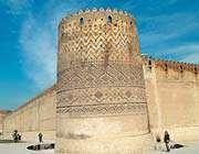 крепость карим-хан