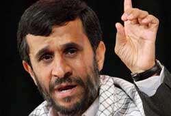 Ahmedinejad: Düşman İran'ın ilerlemesinden korkuyor