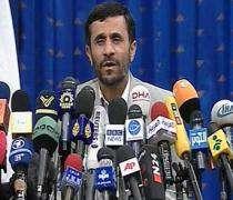 Ahmedinejad: Batı'nın nükleer konudaki iddiaları yalan