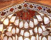 имамзаде на территории пятничной мечети