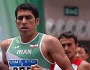 مرادی قهرمان و رکورد دار دو استقامت ایران