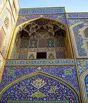 мечеть имама в исфагане