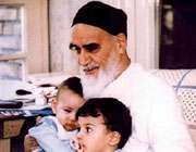 Имам Хомейни (Да распахнутся перед ним врата рая)