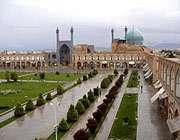 площадь нахш-джахан и мечеть имама