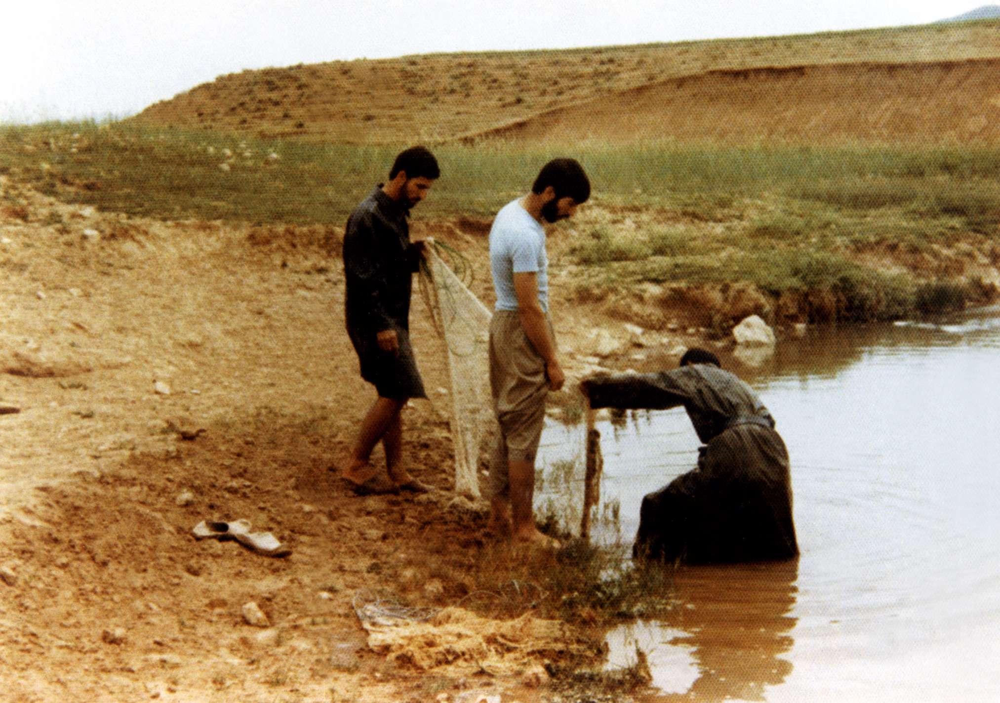 آلبوم تصاویر شهید احمد کشوری(3)