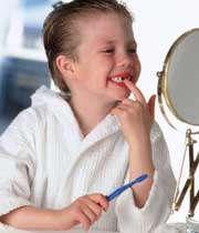 دندان های كوچك، اما مهم