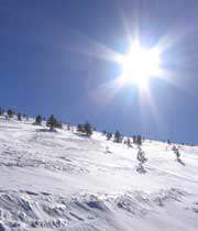 آفتاب زمستان بیشتر می سوزاند