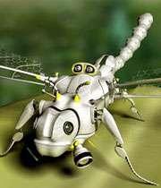 حشرات روباتی