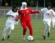 Женщина в Исламской Республики Иран