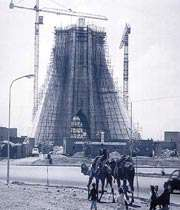 برج آزادی پس از 40 سال مرمت میشود