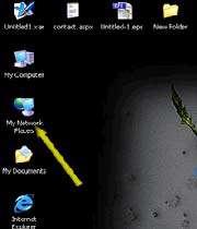 استفاده از My Network Places