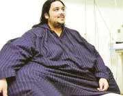 ناصر هر هفته 5 كیلو وزن كم میكند