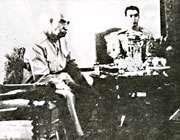 رضا خان و محمدرضا