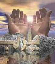 عبادت کردن خدای یکتا