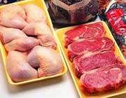 مدت ماندگاری گوشت ها در فریزر