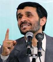 dr. mahmud ahmadinejad
