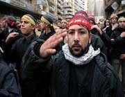 cérémonie de deuil de ashoura au liban