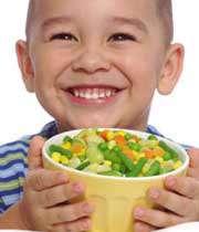 مصرف تنقلات در کودکان