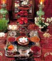 ارزش غذایی هفت سین