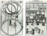 «ابزارآلات رصدخانه ی مراغه»