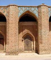 مسجد جامع شوشتر