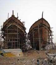 بوشهر دوباره بوى چوب گرفت
