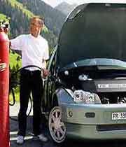 باتری سوختی