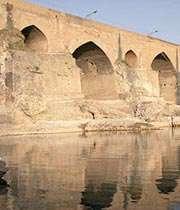 قديمي ترين پل جهان در دزفول