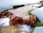 طغیان رودخانه ها