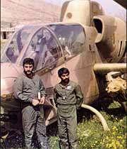 خلبانی با بیشترین پرواز جنگی