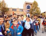 دانش آموزان