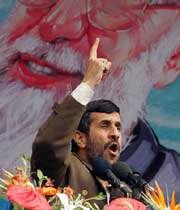 صدر احمدی نژاد