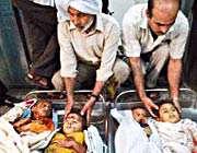 کشتار کودکان