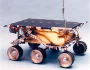 ربات شناساگر مریخ
