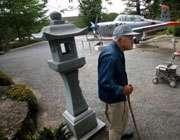 افزايش سالمندان در ژاپن
