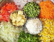 ميوه و سبزي؛ تازه یا کنسرو شده و يا فريز شده