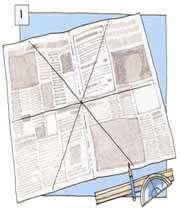 بادبادک شش ضلعی