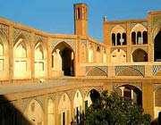мечеть и медресе ага бозорг