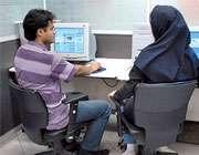 حد ارتباط زن ومرد در محیط کار