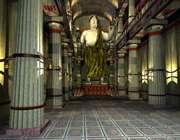 مجسمه زئوس در المپیا