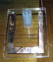 باتری خورشیدی مسطح
