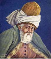زندگی مولانا جلال الدین محمد بلخی