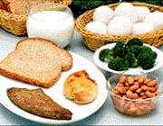 منابع غذایی b5