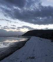 دریاچه ارومیه شوره زار شد!