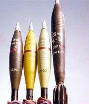 سلاح های شیمیایی