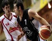 لیگ برتر بسکتبال سال86 -صباباتری مهرام